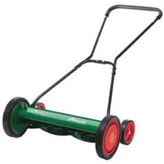 Reel Lawn Mower Review