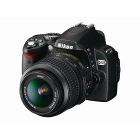 Nikon D60 Side View