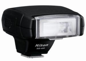 SB-400 Nikon Flash
