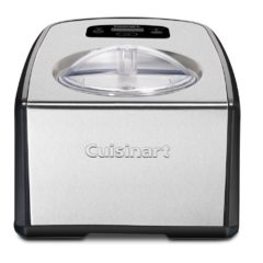 Comparing Cuisinart ICE-100 vs Whynter ICM-200LS Ice-Cream Maker