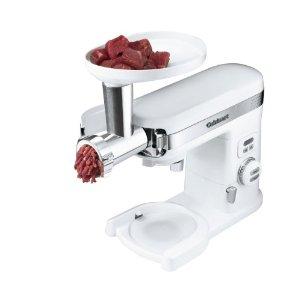 Cuisinart SM-55 5-1/2-Quart Stand Mixer Meat Grinder