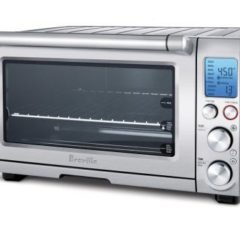 More than toast. The Breville Smart Oven BOV800XL Review