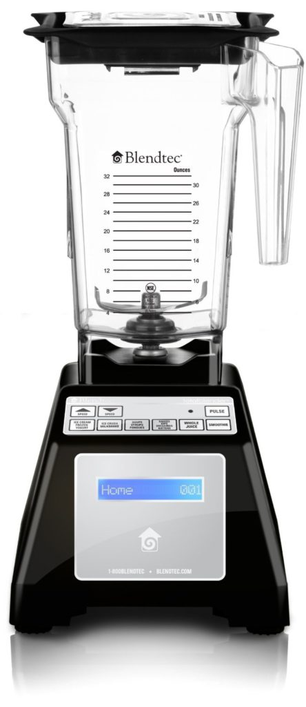 Blendtec Total Blender - FourSide Jar of Awesomeness