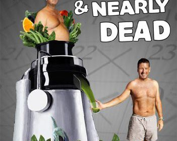 What Juicer is used in Sick, Fat & Nearly Dead?