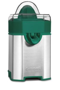 Cuisinart Pulp Citrus Juicer Dark Green