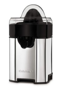 Cuisinart Pulp Citrus Juicer Polished Chrome