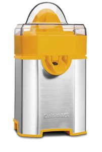 Cuisinart Pulp Citrus Juicer Yellow