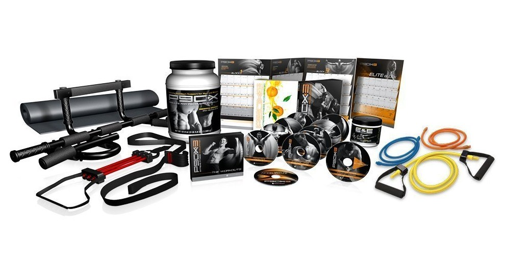 p90x3 Ultimate Workout Kit