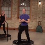 cellerciser rebounder exercise