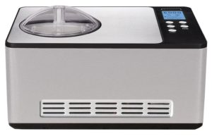 Whynter ICM-200LS Stainless Steel Ice Cream Maker, 2.1-Quart