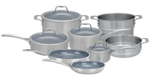 Henckels Ceramic Cookware 12 Piece Set