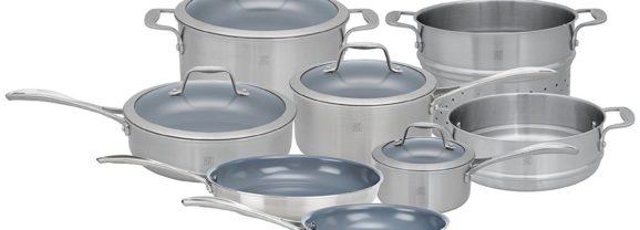 Secrets of Henckels Ceramic 12 Piece Cookware – Review