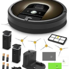 Best Robot Vacuum? iRobot Roomba 980 Full Review
