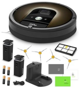 iRobot Roomba 980 with Accessories