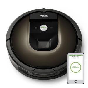 iRobot Roomba Vacuum Robot Cleaner