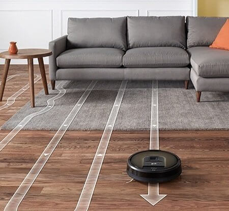 Roomba 980 Best Smart Robot Vacuum