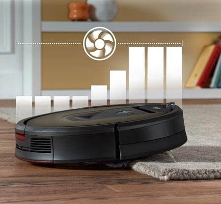 Roomba Vacuum Carpet Cleaning