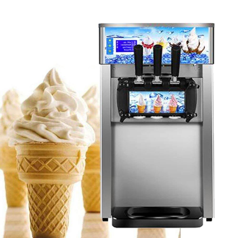 Vinmax soft serve commercial ice cream maker