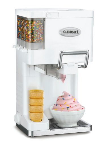 Cuisinart Soft Serve Ice Cream