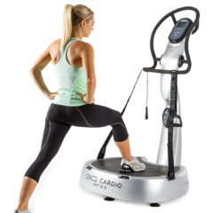 Absolute Best Vibration Machine: 3G Cardio AVT 6.0 (Review)