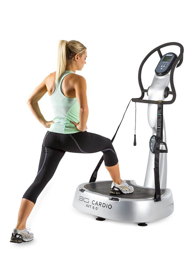 Top Rated 3G Cardio AVT 6.0 Vibration Machine whole body vibrator
