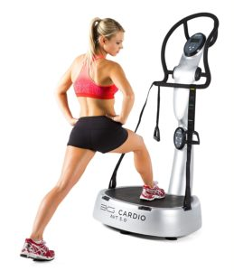 3G Cardio AVT 5 Vibration Fitness Machine