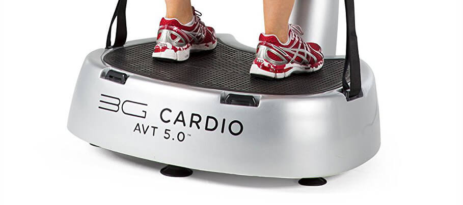 3G Cardio AVT 5 Vibration Machine Close Up