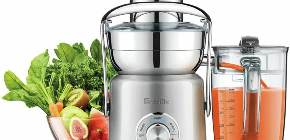Review: Breville Juice Fountain Cold XL