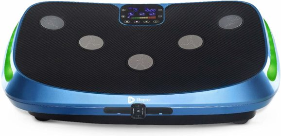 LifePro Rumblex 4D Vibration Plate Exercise Machine Review